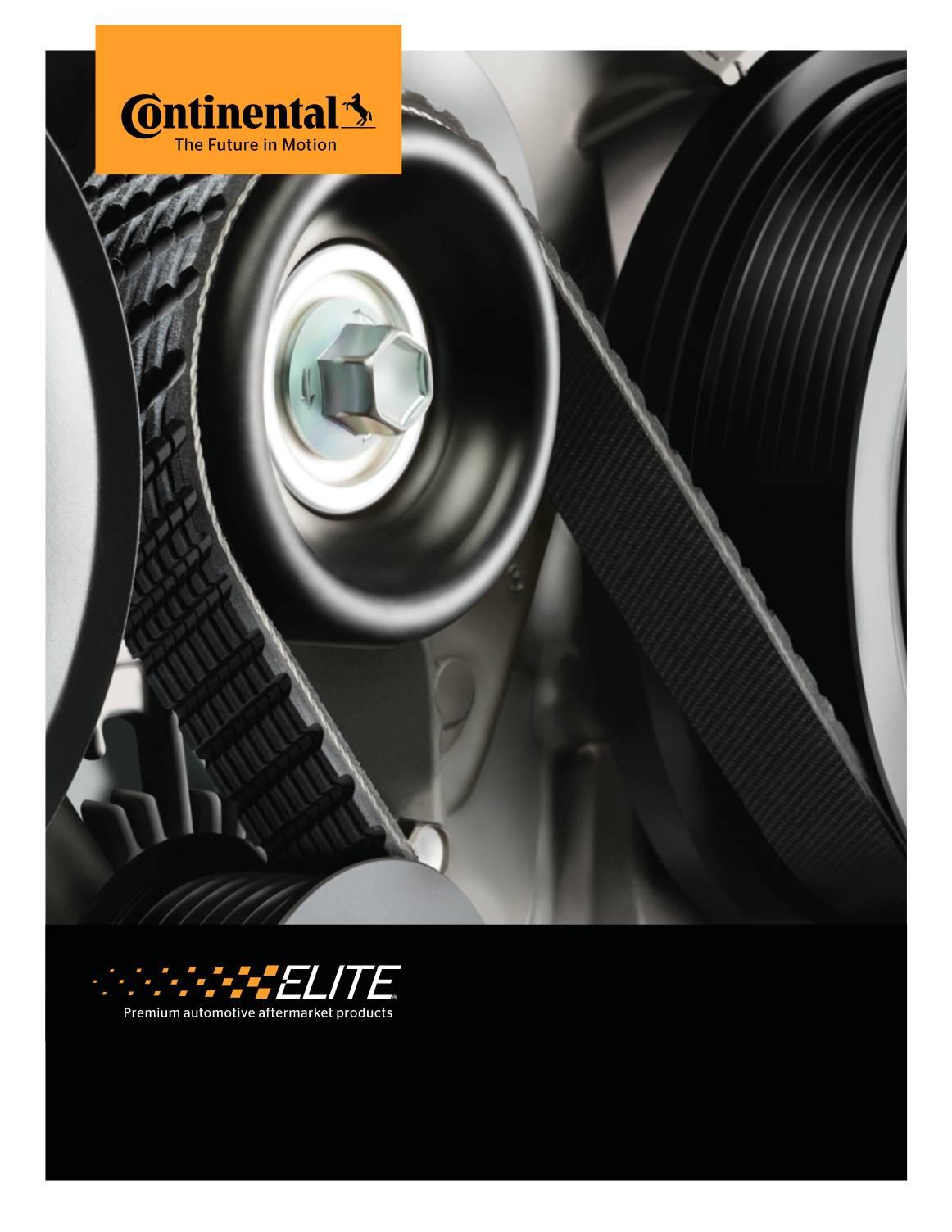 Contitech AFT-Brochure