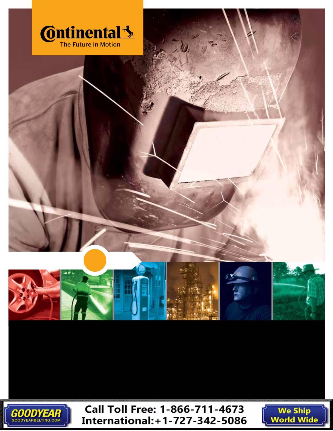 Contitech 2015 Ready2Go Precoupled hose assemblies Catalog