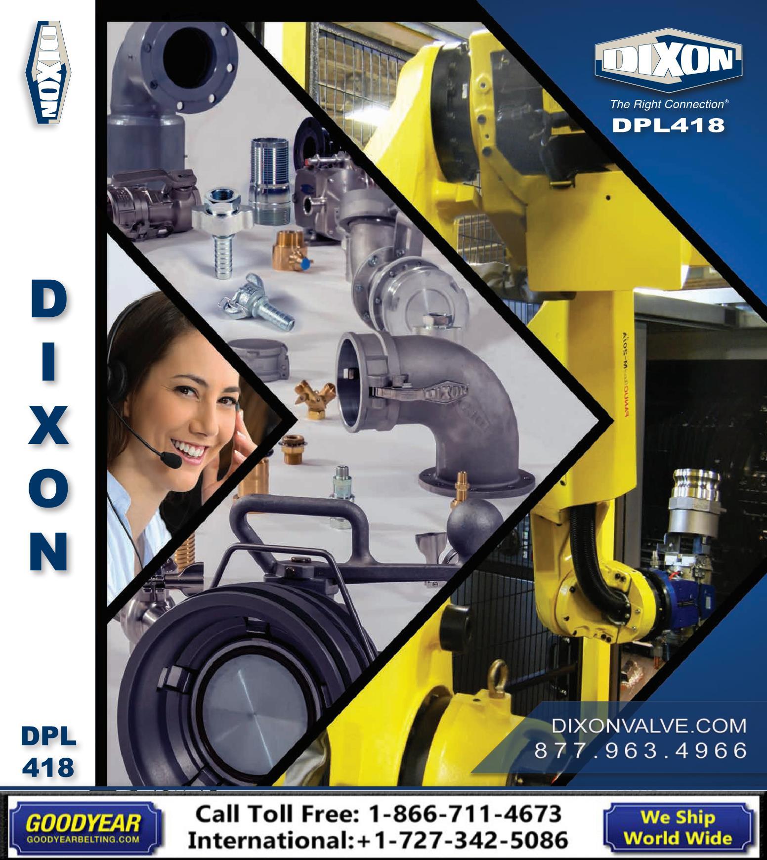 Dixon Full Catalog