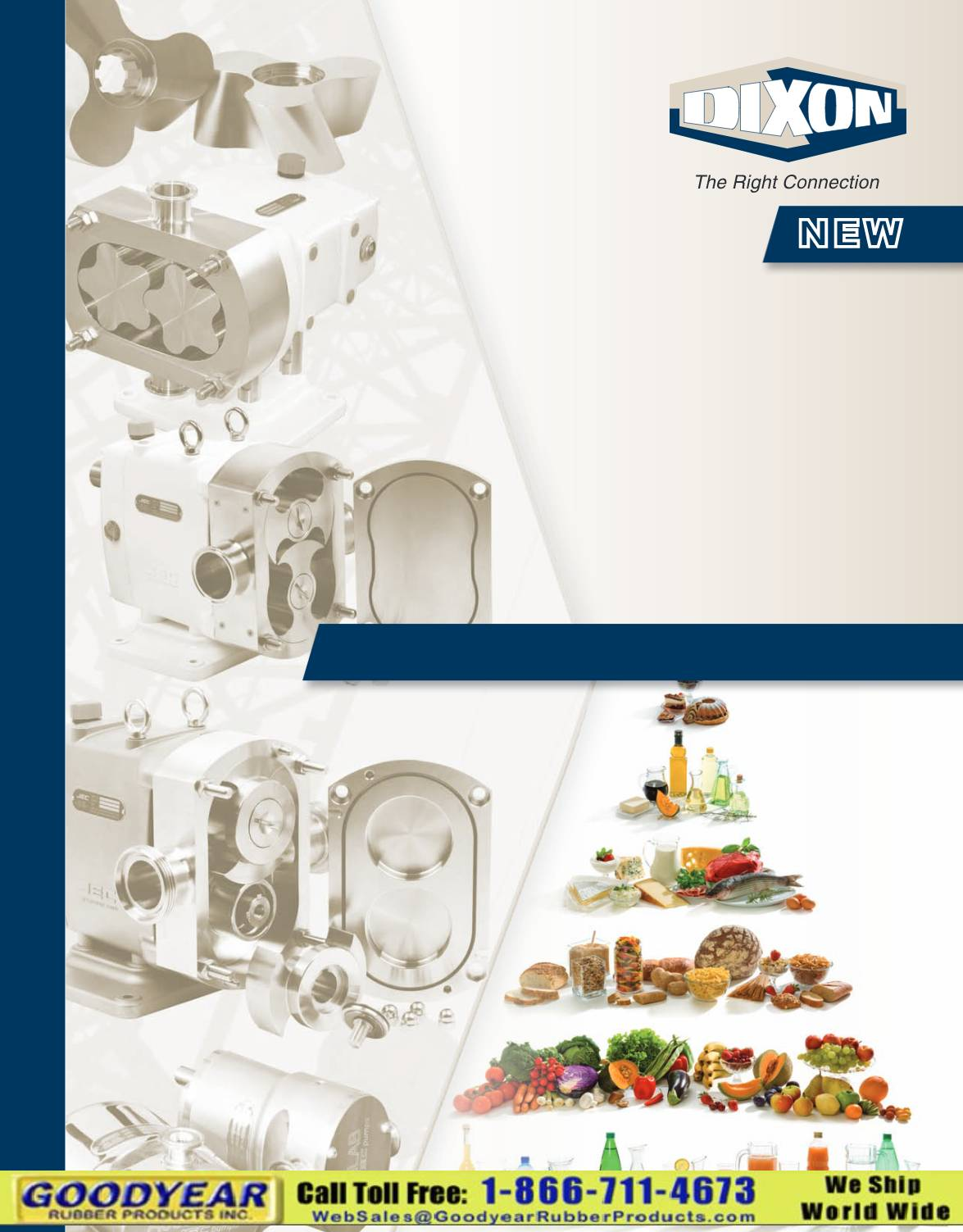 Dixon Sanitary Pumps Combined Catalog 2014