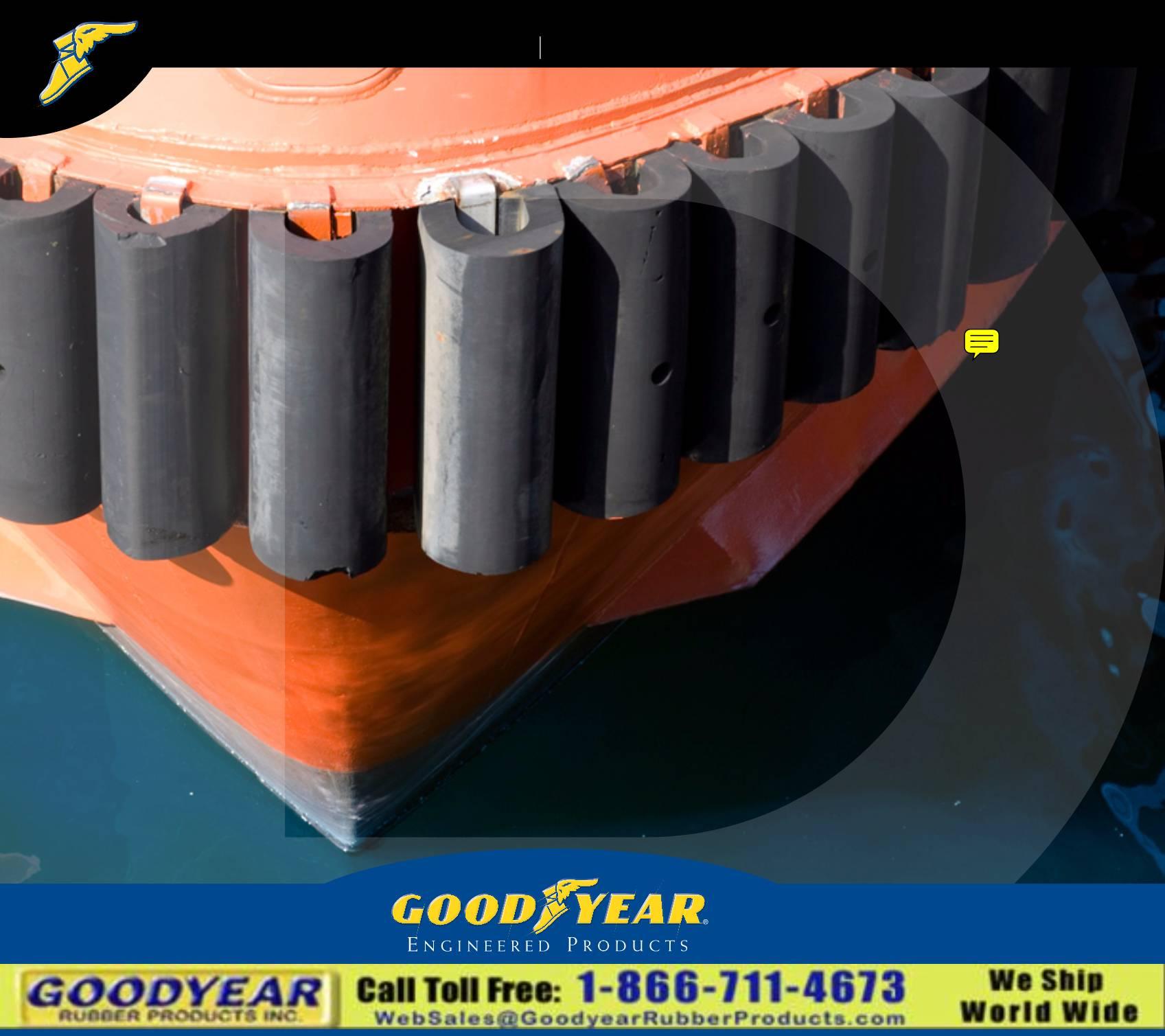 Goodyear Marine Fenders
