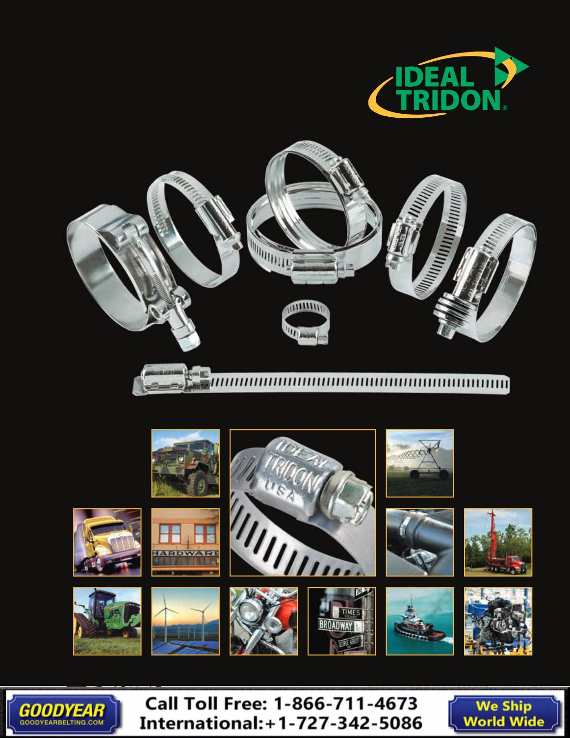 Ideal Tridon Catalog 2018