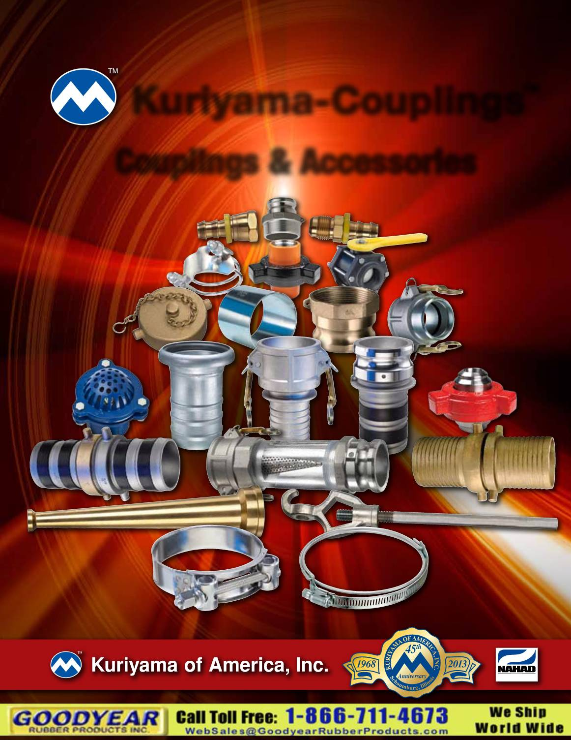 Kuriyama Couplings 2013 Catalog