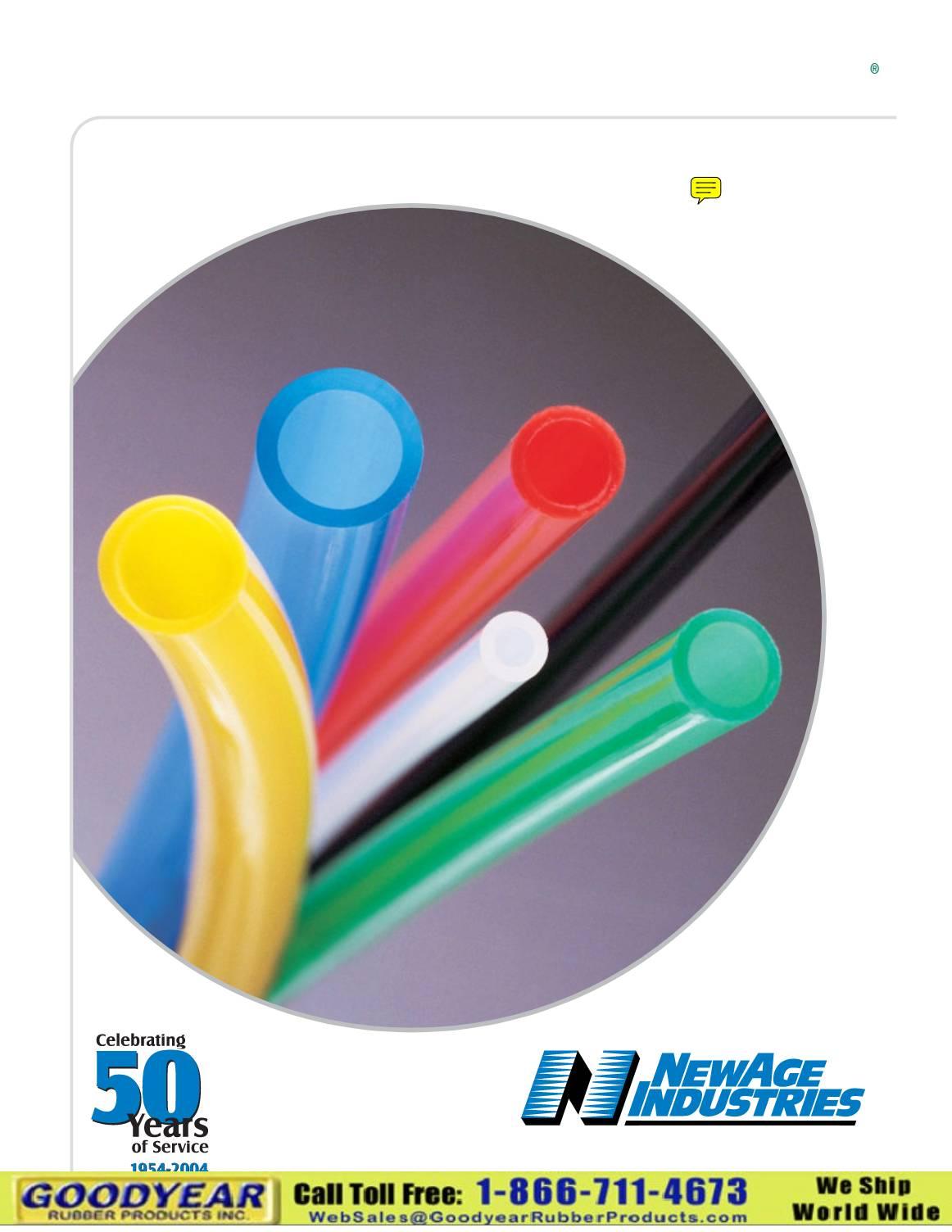 Newage Nylon Tubing