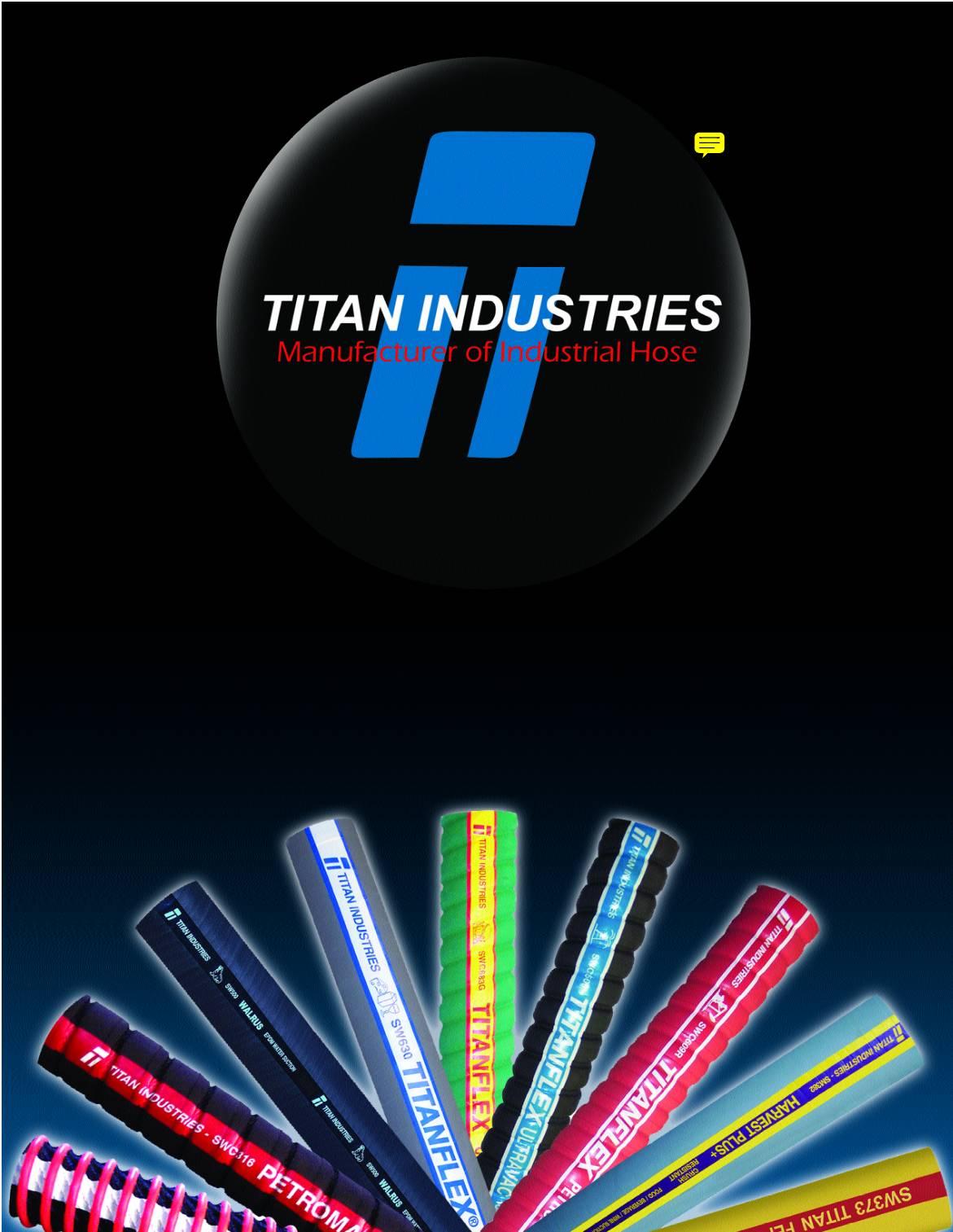 Parker Titan Industrial Hose Division