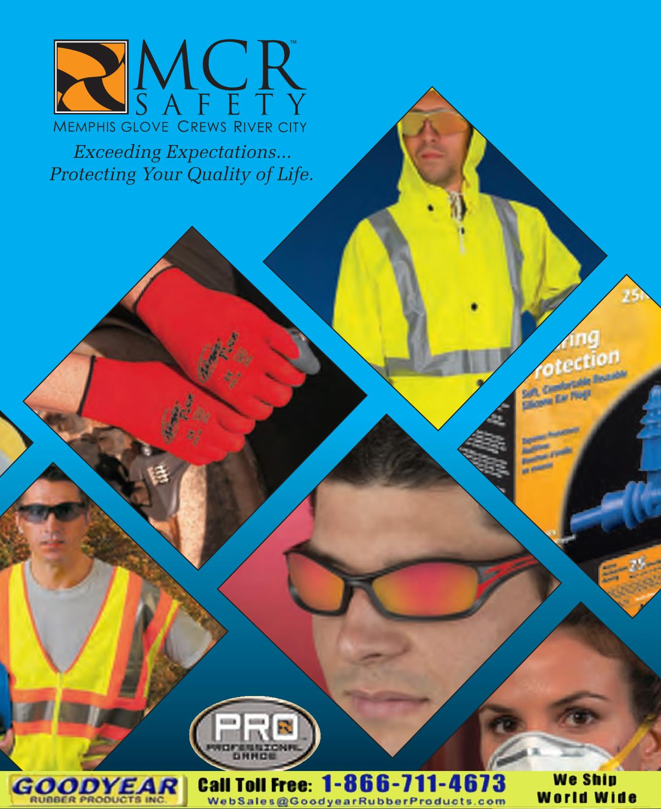 Safety Products Catalog Comprehensive
