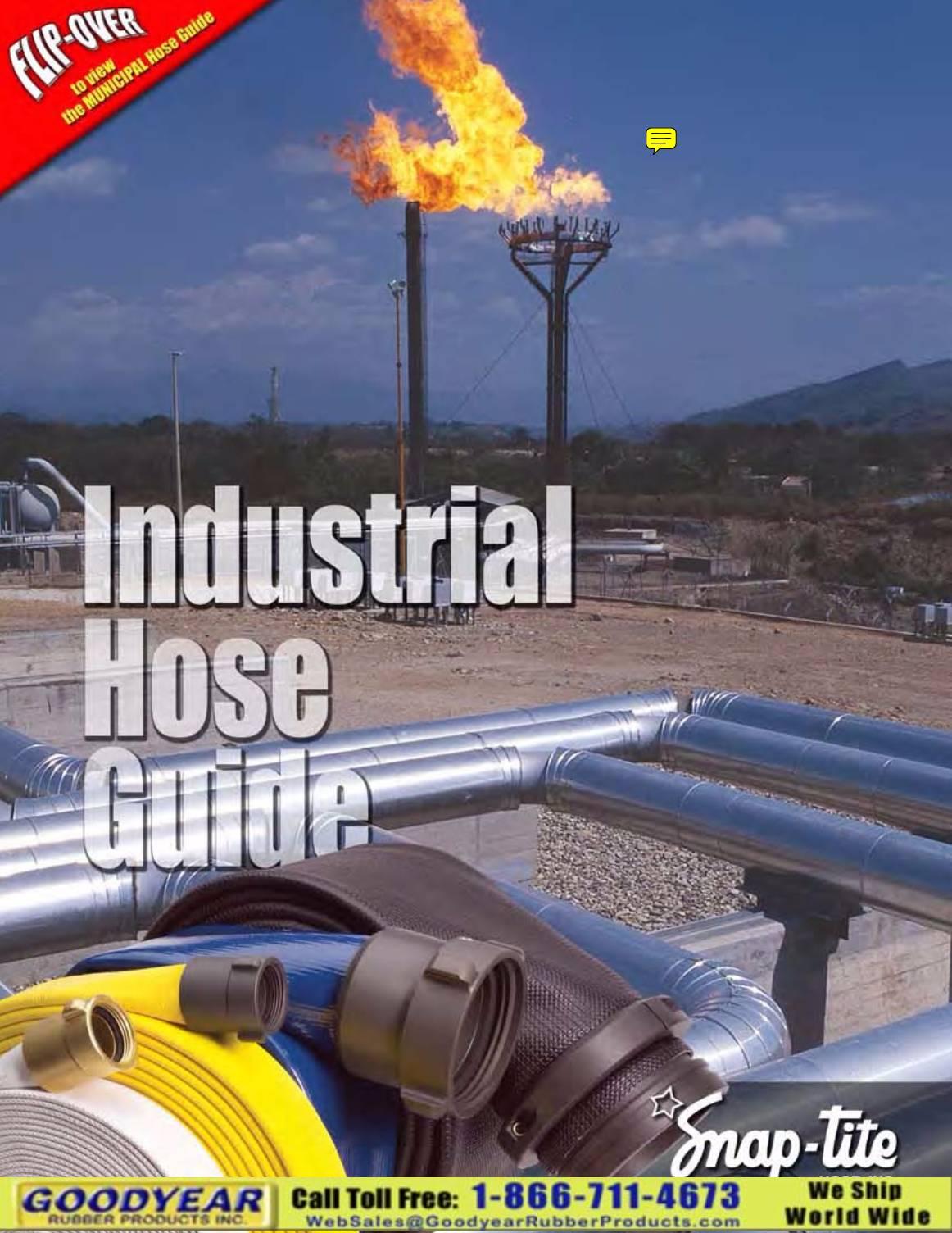 Snaptite Industrial Hose