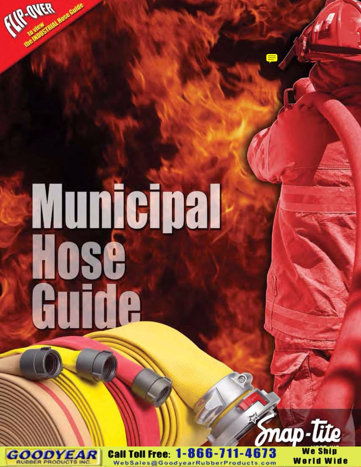 Snaptite Municipal Fire Hose Catalog