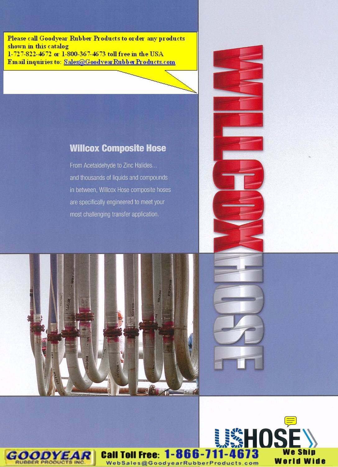Tift Willcox Composite Hose