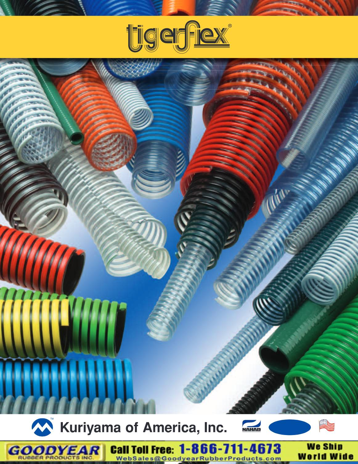 Tigerflex Thermoplastic Industrial Hoses Catalog