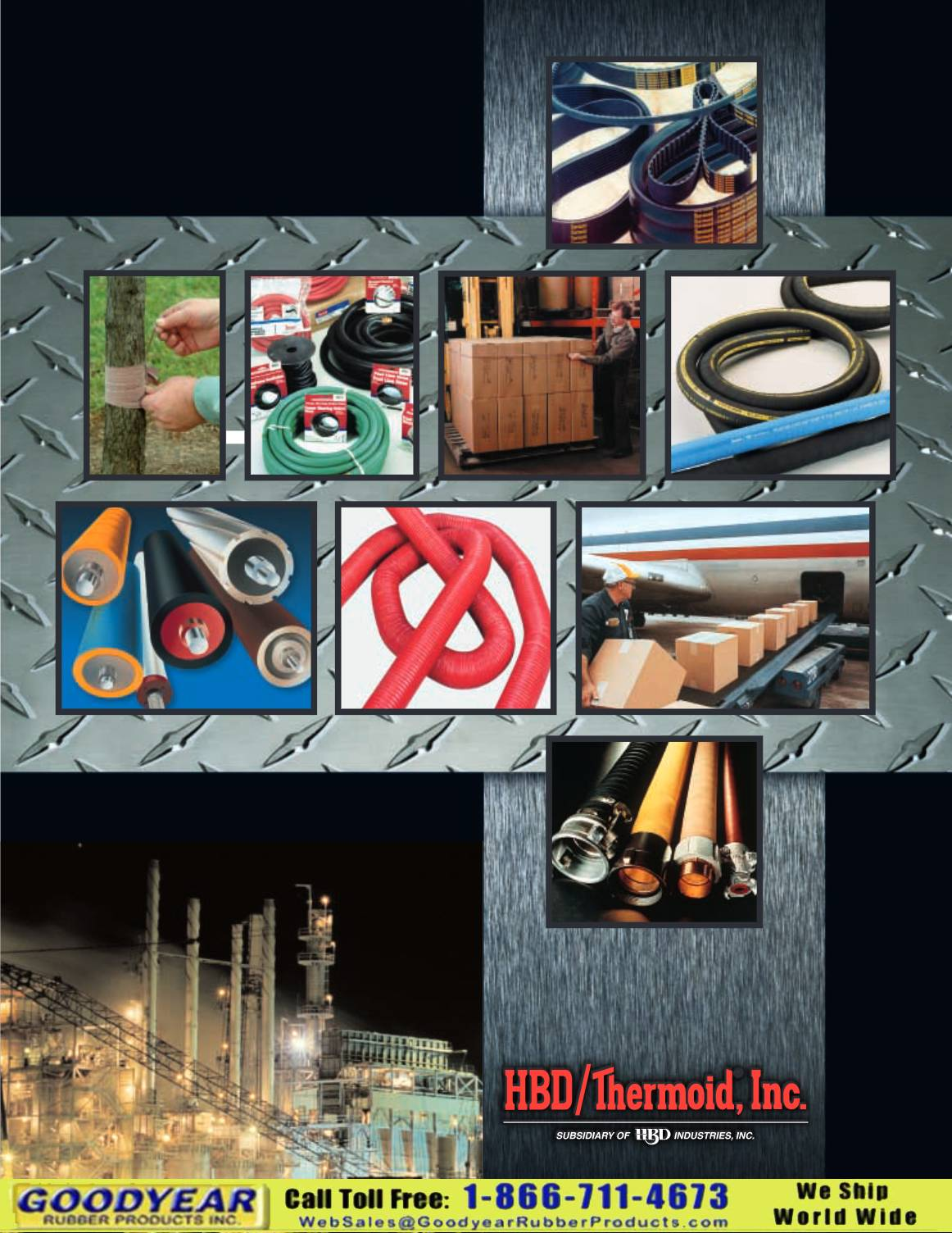 thermoid industrial hose division