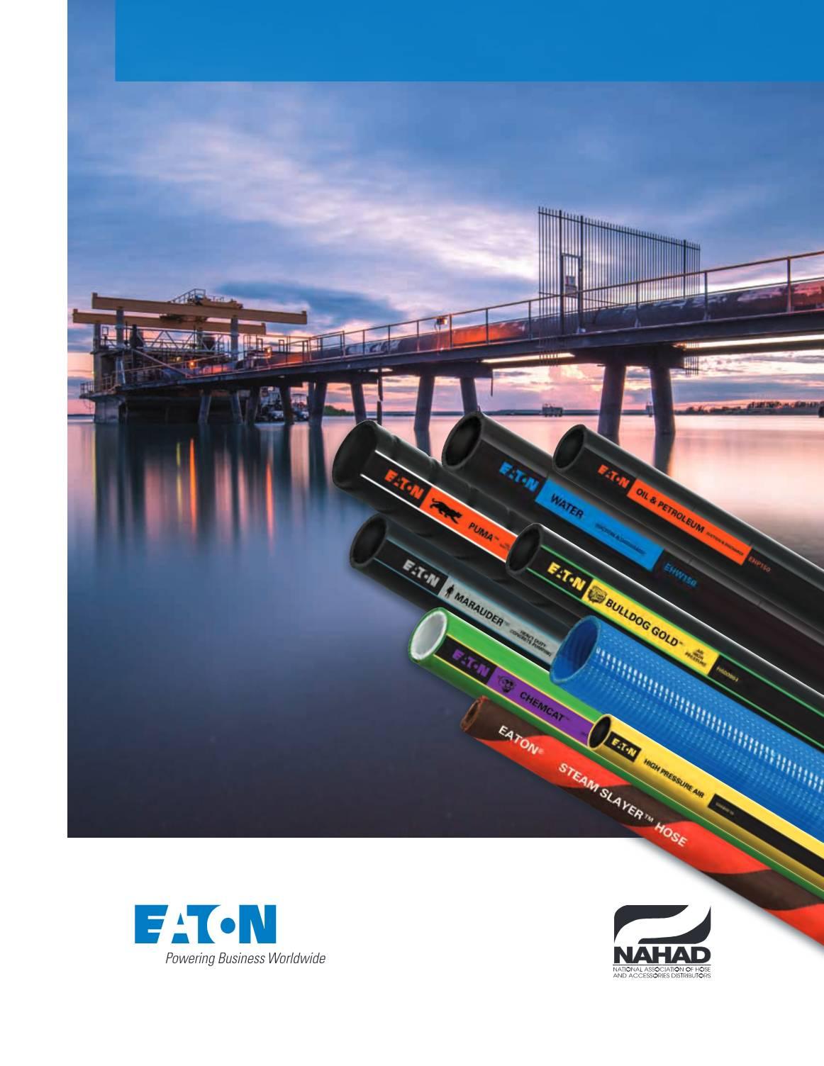 Boston Eaton Industrial Hose Catalog
