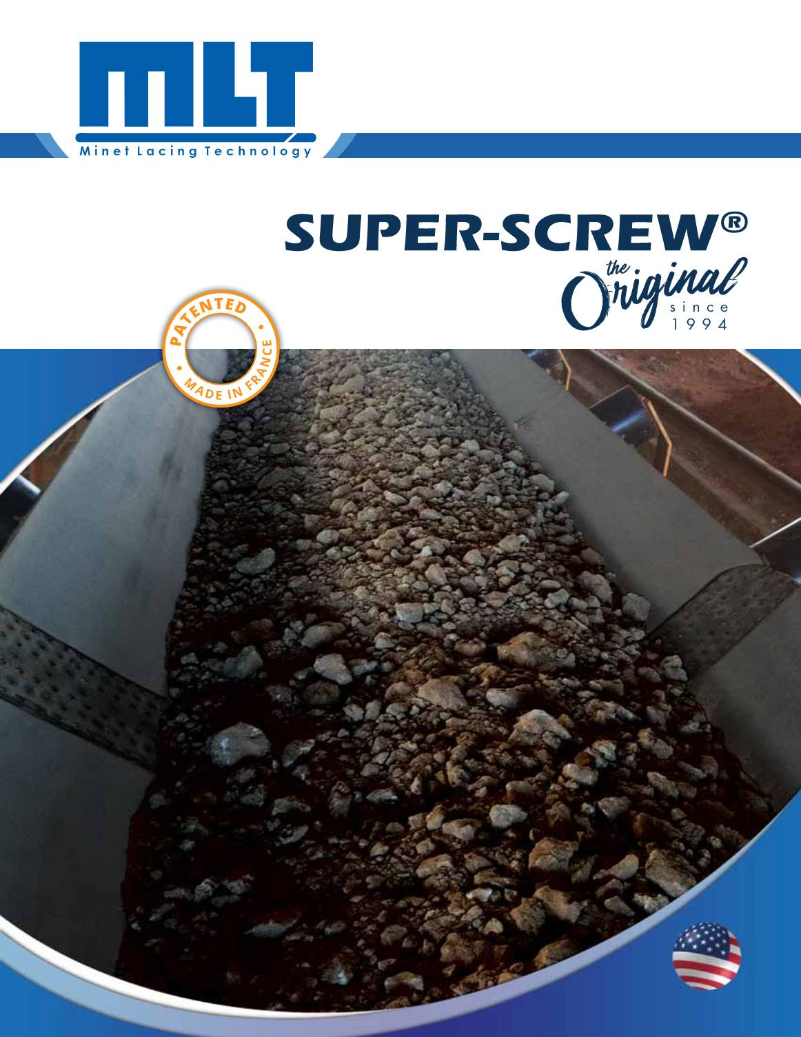 Minet Super Screw Original