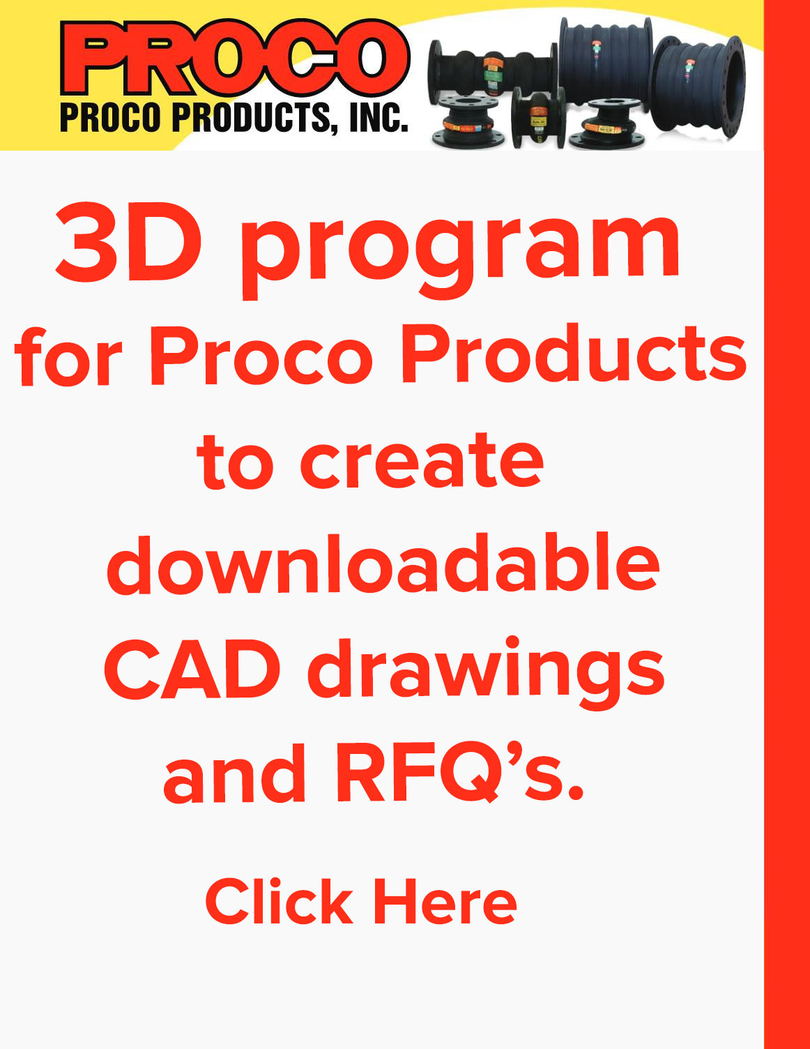 Proco Products 3D
