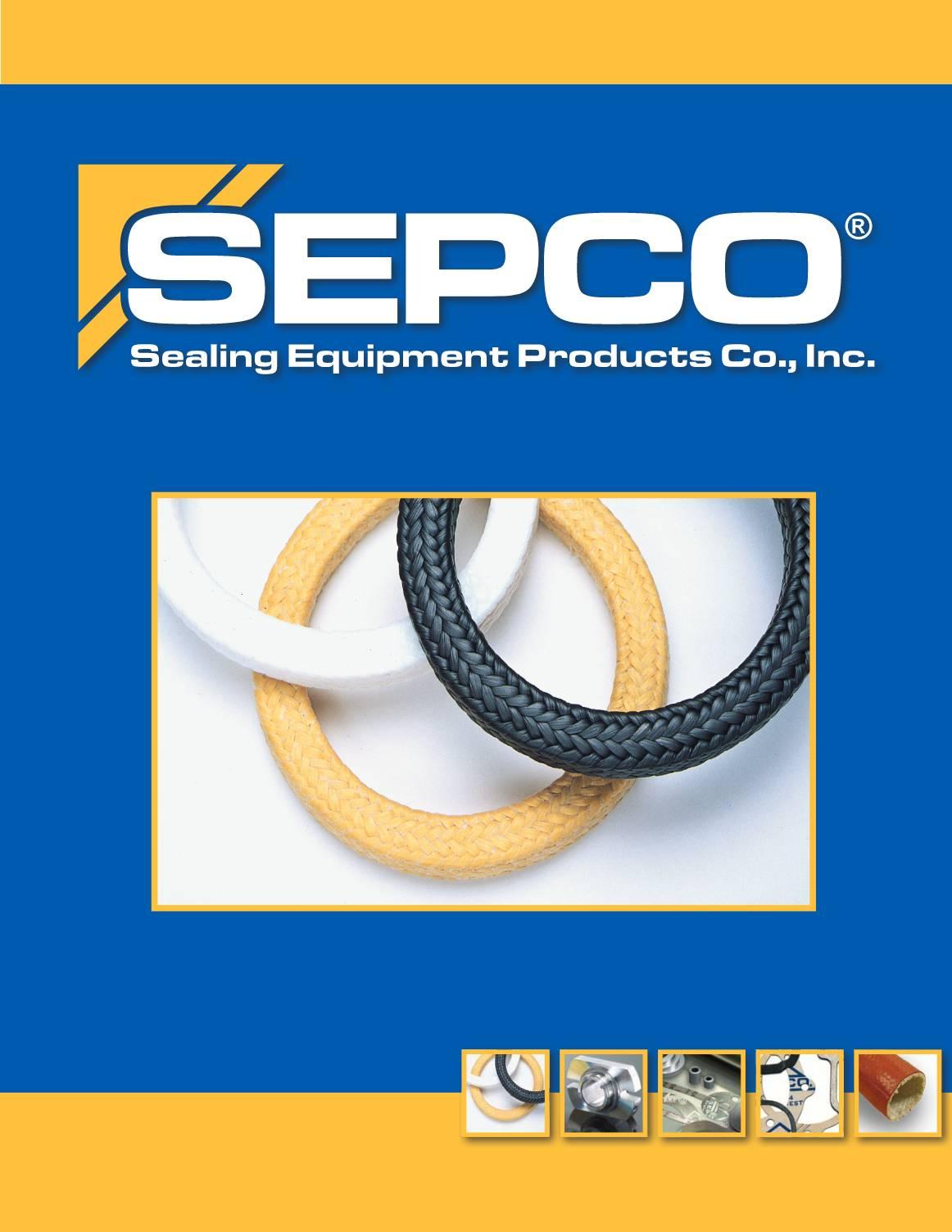 SEPCO Compression Packing Catalog