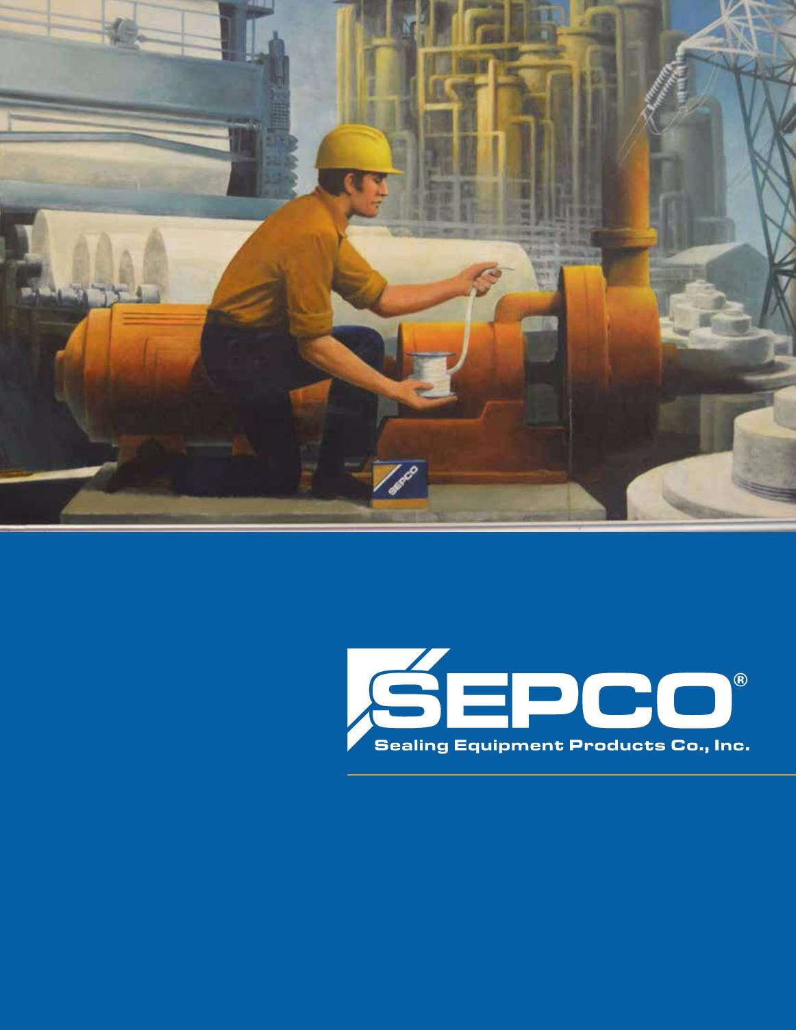 SEPCO Compression Packings Guide