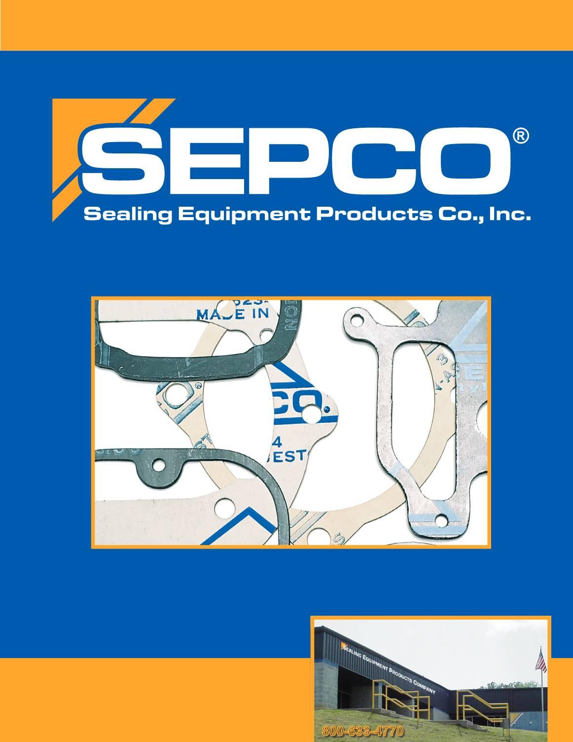 SEPCO Gasket Catalog