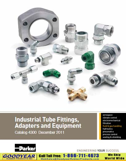 Parker Tube Fittings Product Line