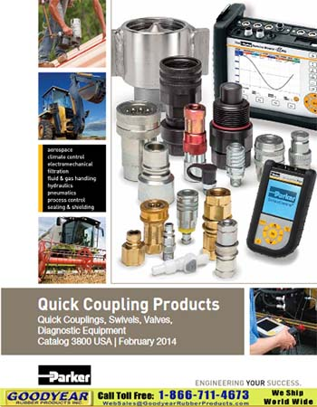 Parker Quick Coupling Products