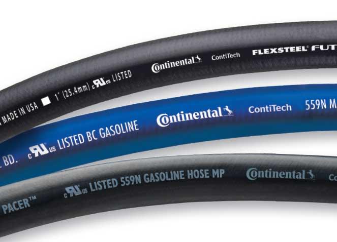 New Flexsteel Futura /& Continental Contitech Gasoline Green whip Hose